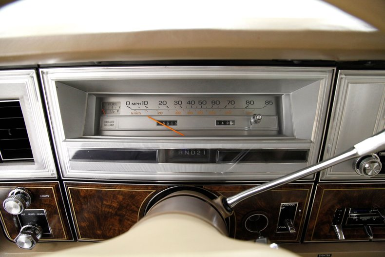 1978 Lincoln Continental Town Car 30