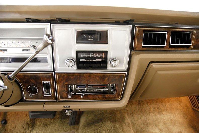 1978 Lincoln Continental Town Car 31