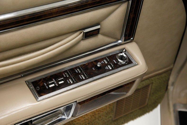 1978 Lincoln Continental Town Car 24