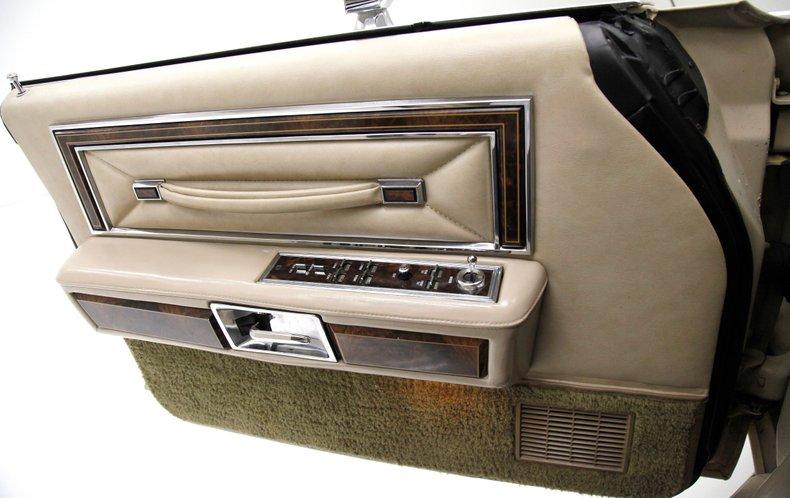 1978 Lincoln Continental Town Car 23