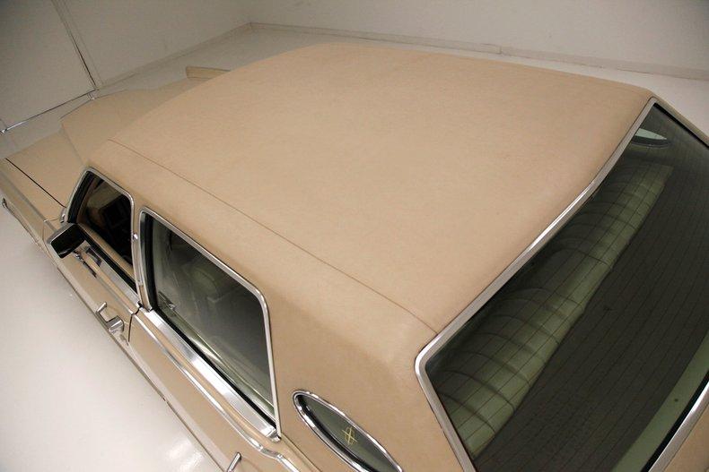 1978 Lincoln Continental Town Car 8