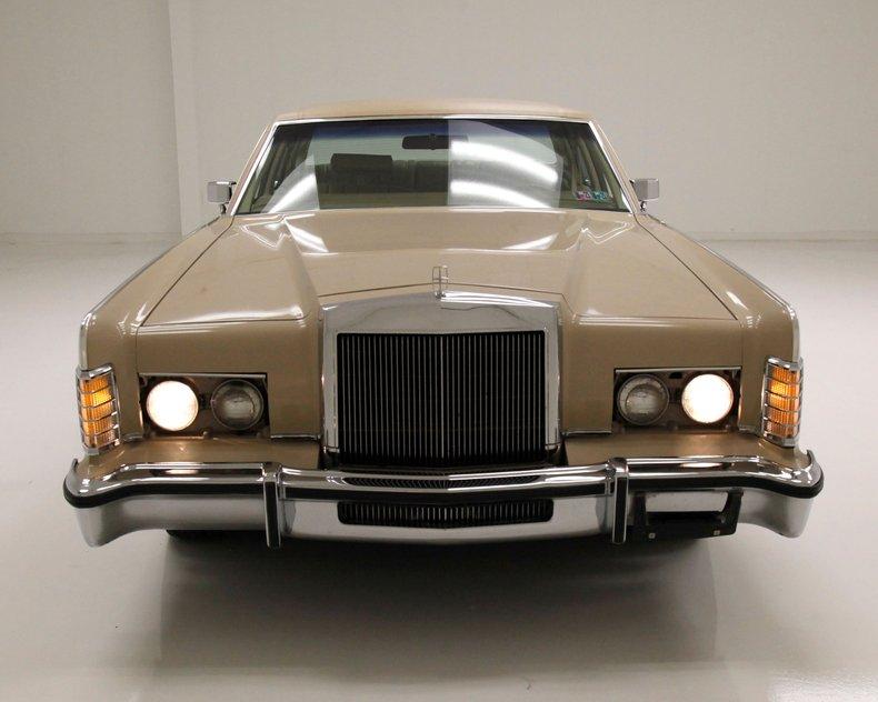 1978 Lincoln Continental Town Car 7