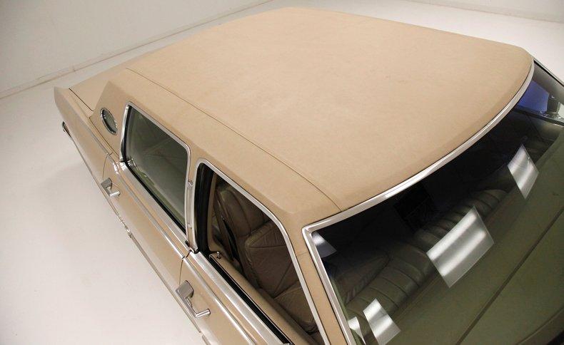 1978 Lincoln Continental Town Car 9