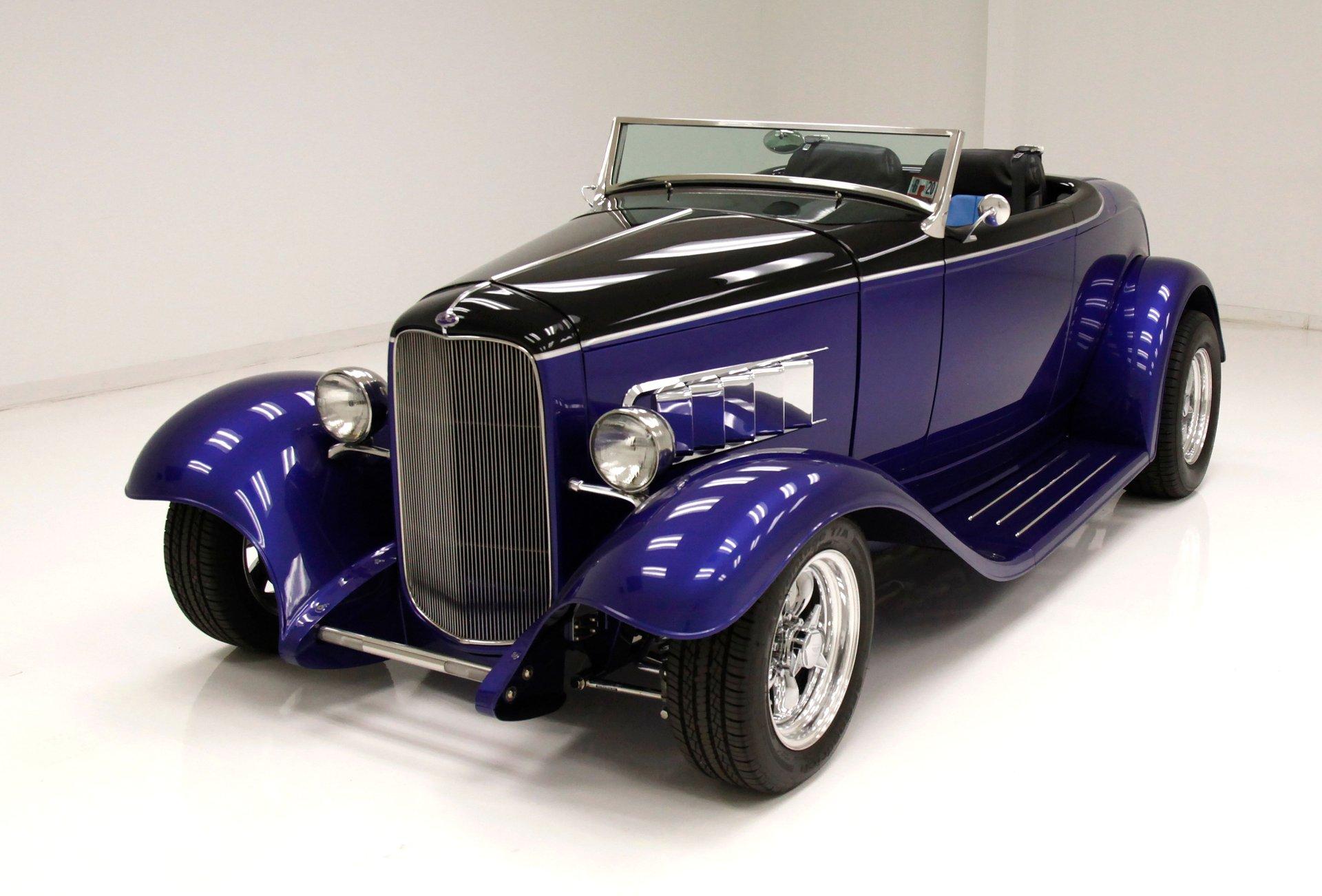 1932 Ford Dearborn Deuce