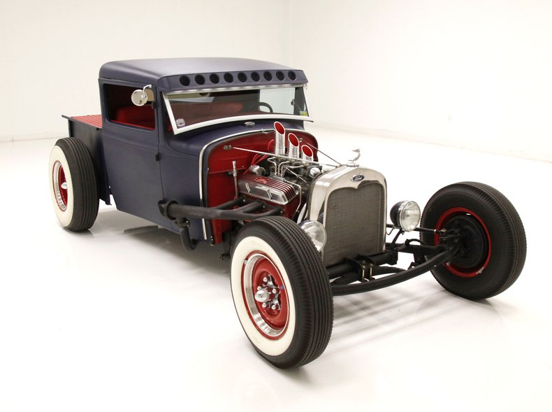 1931 Ford Pickup 6