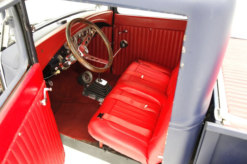 1931 Ford Pickup 21