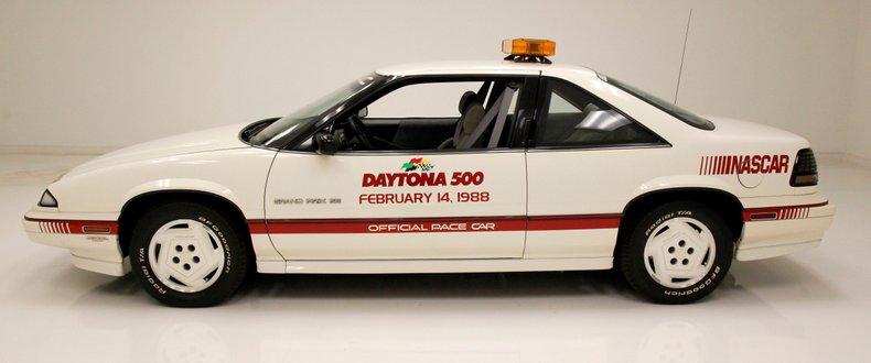 1988 pontiac grand prix pace car for sale 205448 motorious 1988 pontiac grand prix pace car for