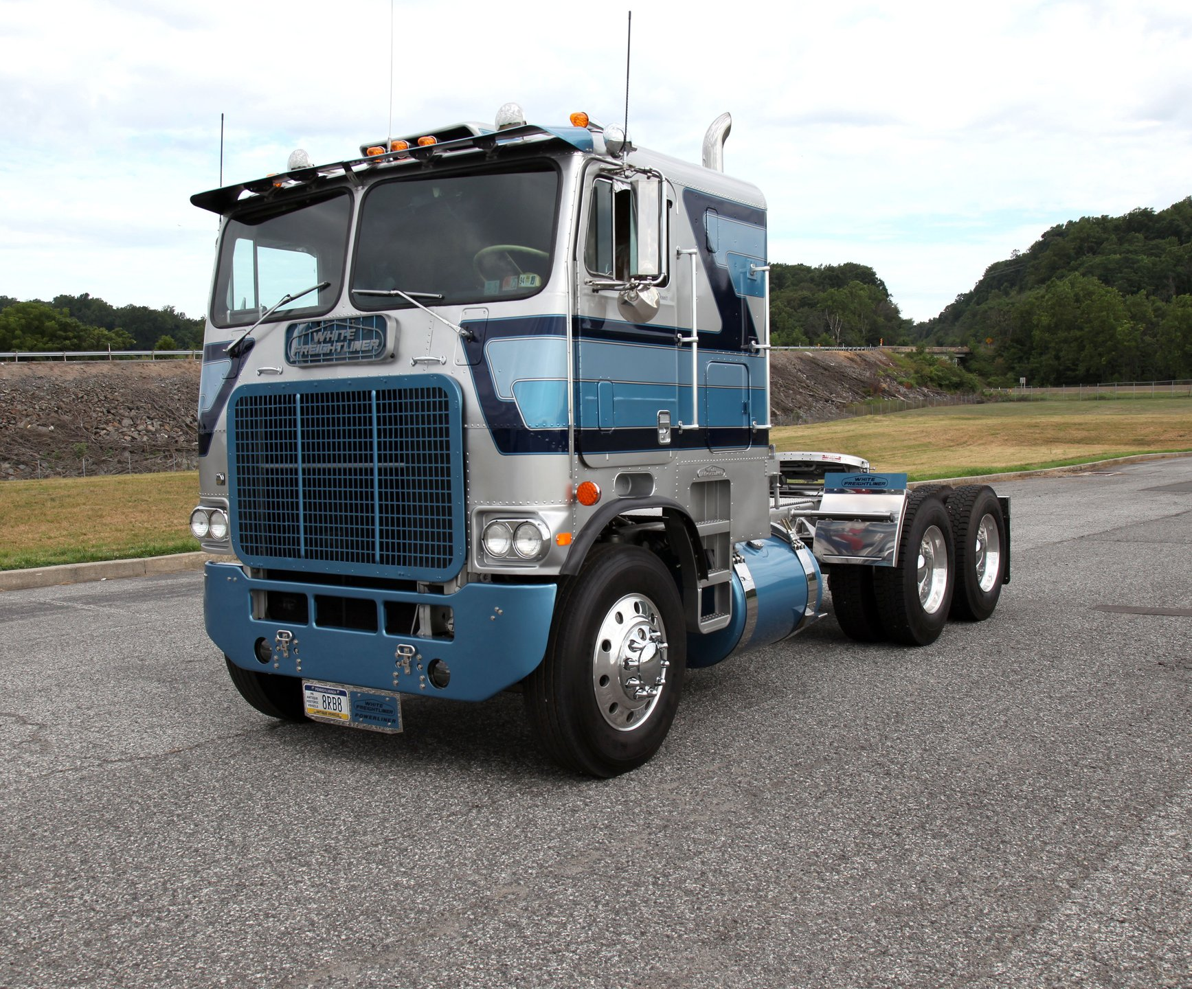 1978 White Freightliner