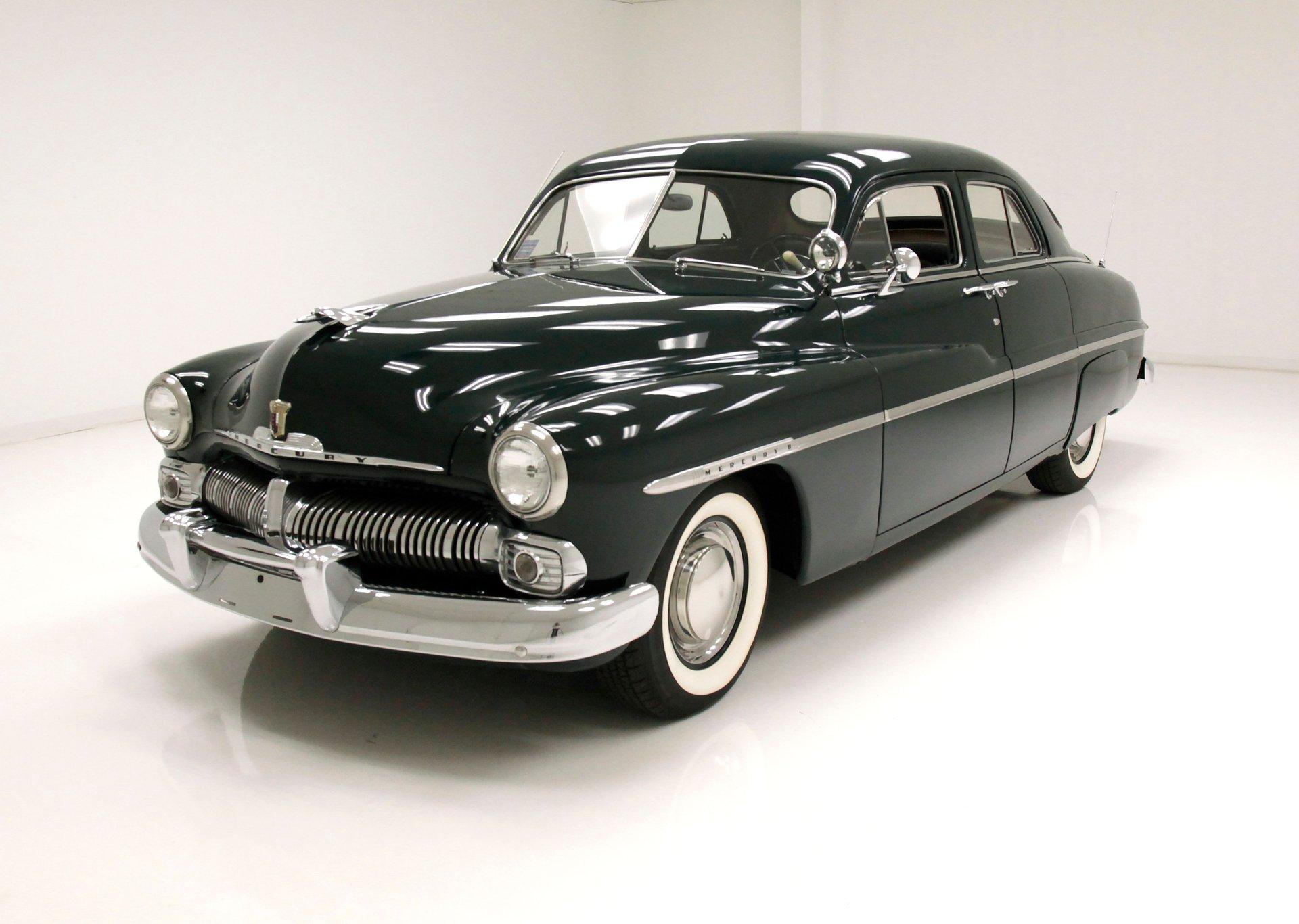 1950 Mercury Sport Sedan