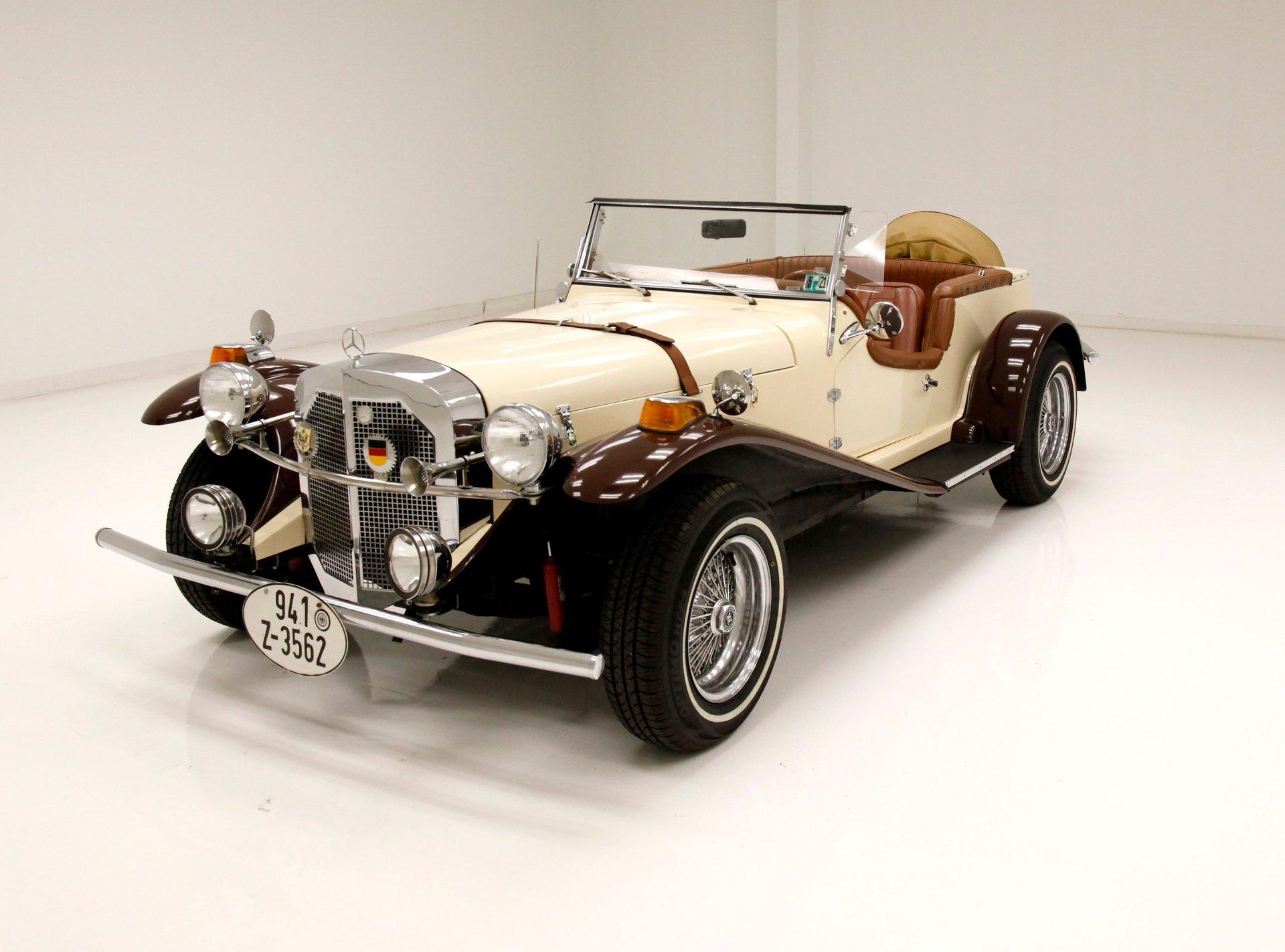 1929 Mercedes-Benz Gazelle Replica