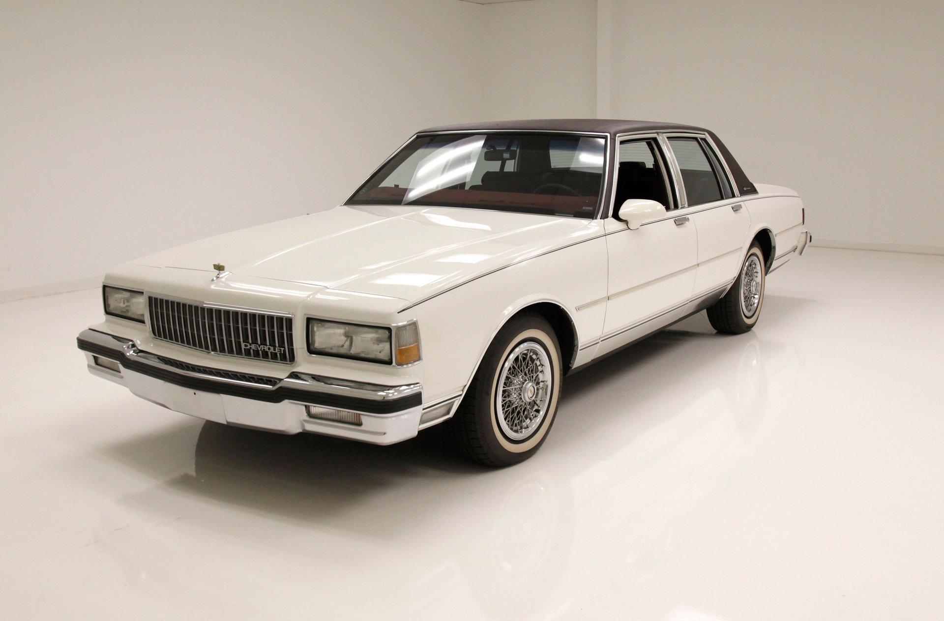 1989 Chevrolet Caprice
