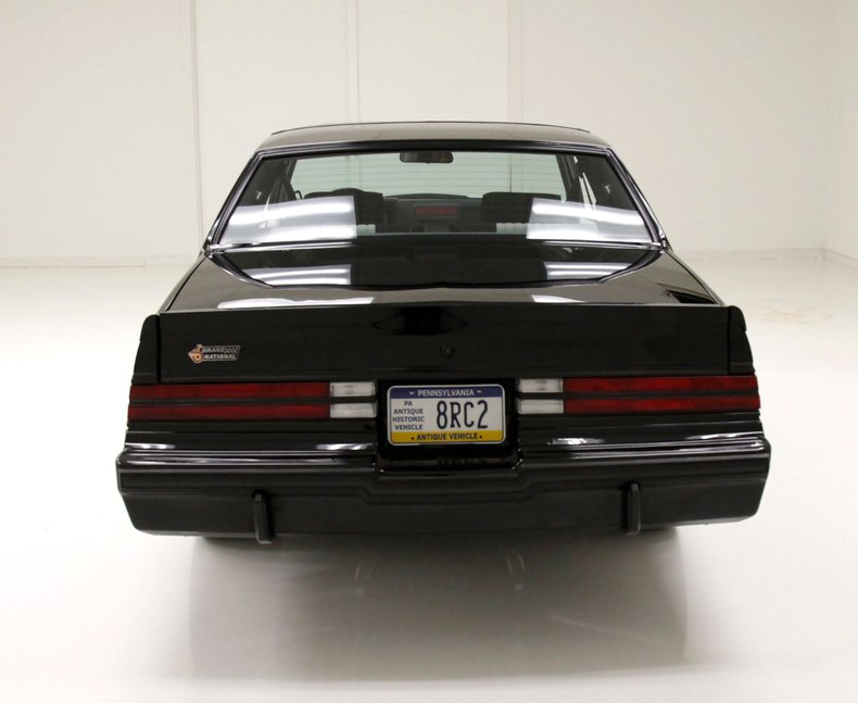 1987 Buick Grand National 4