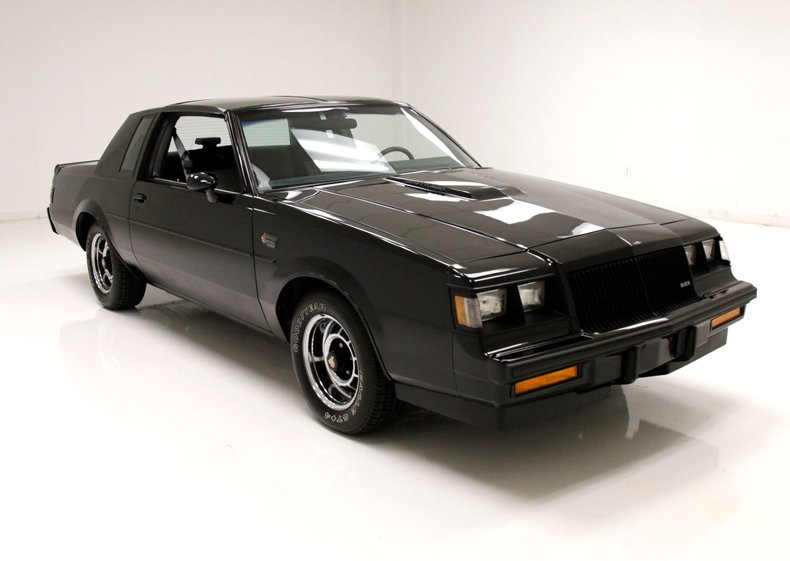 1987 Buick Grand National 7