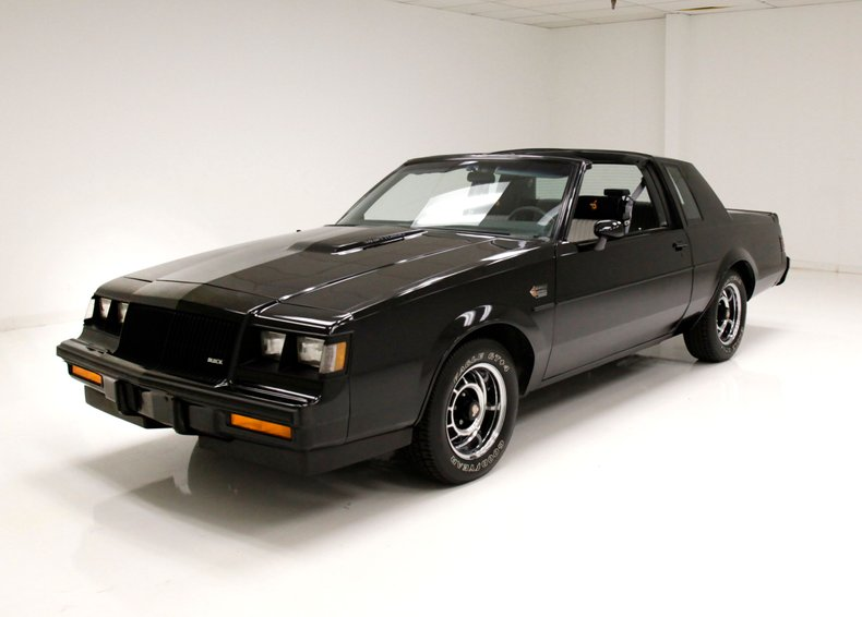 1987 Buick Grand National 5