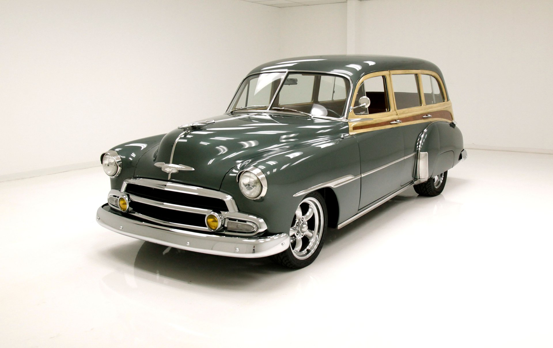 1951 Chevrolet Fleetline Wagon