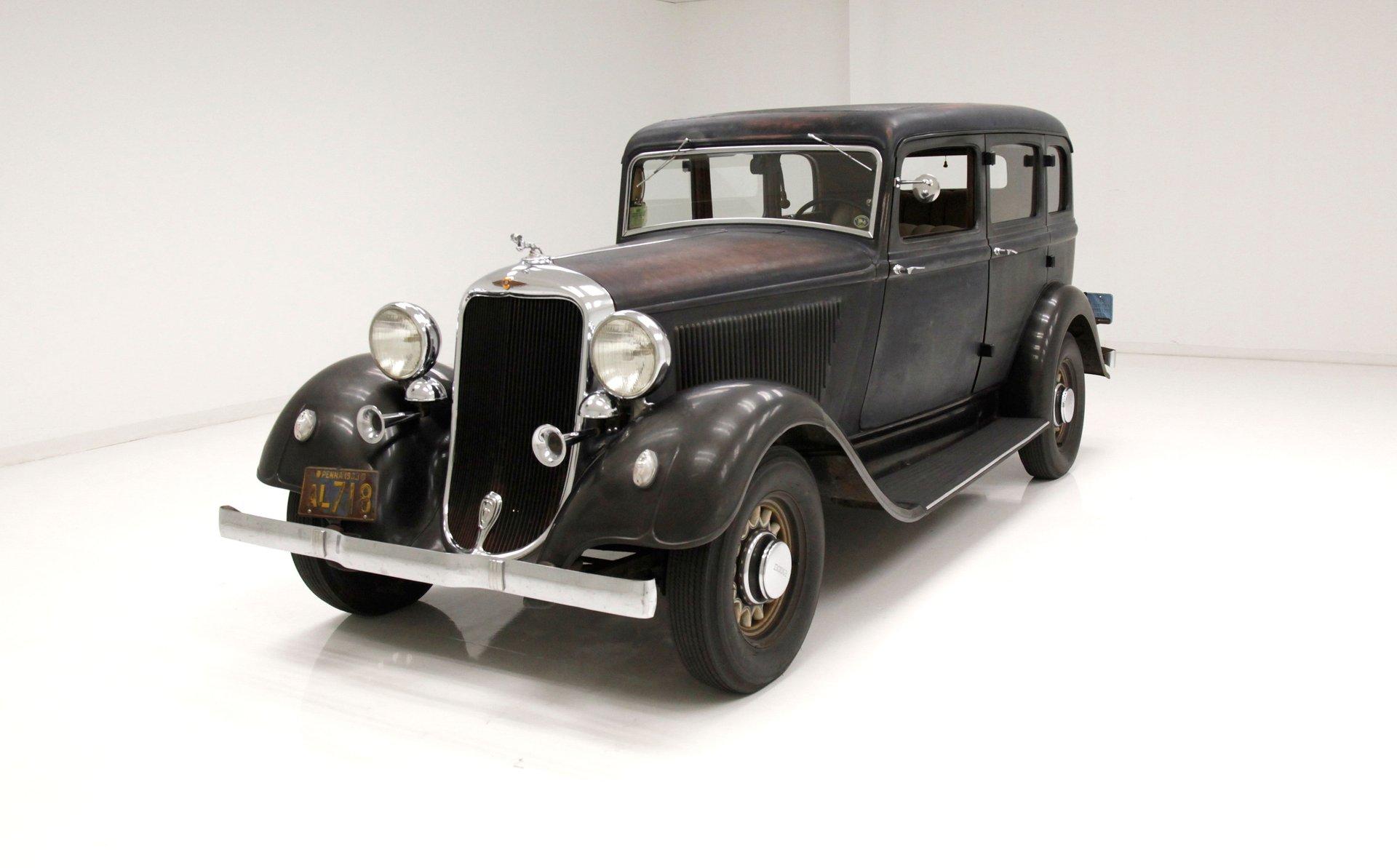 1933 Dodge 4 Door Sedan