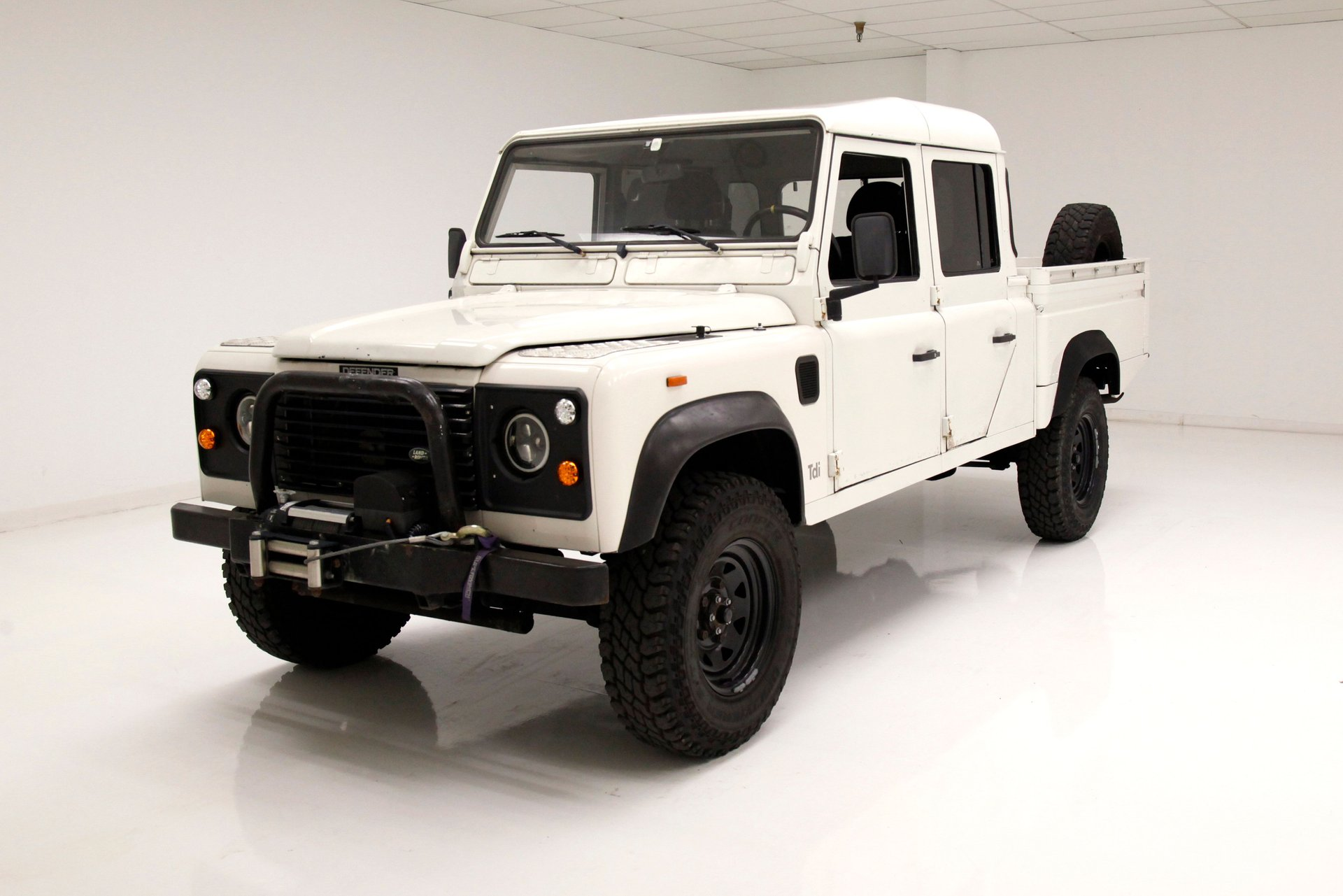 1993 Land Rover Defender 130 Pickup