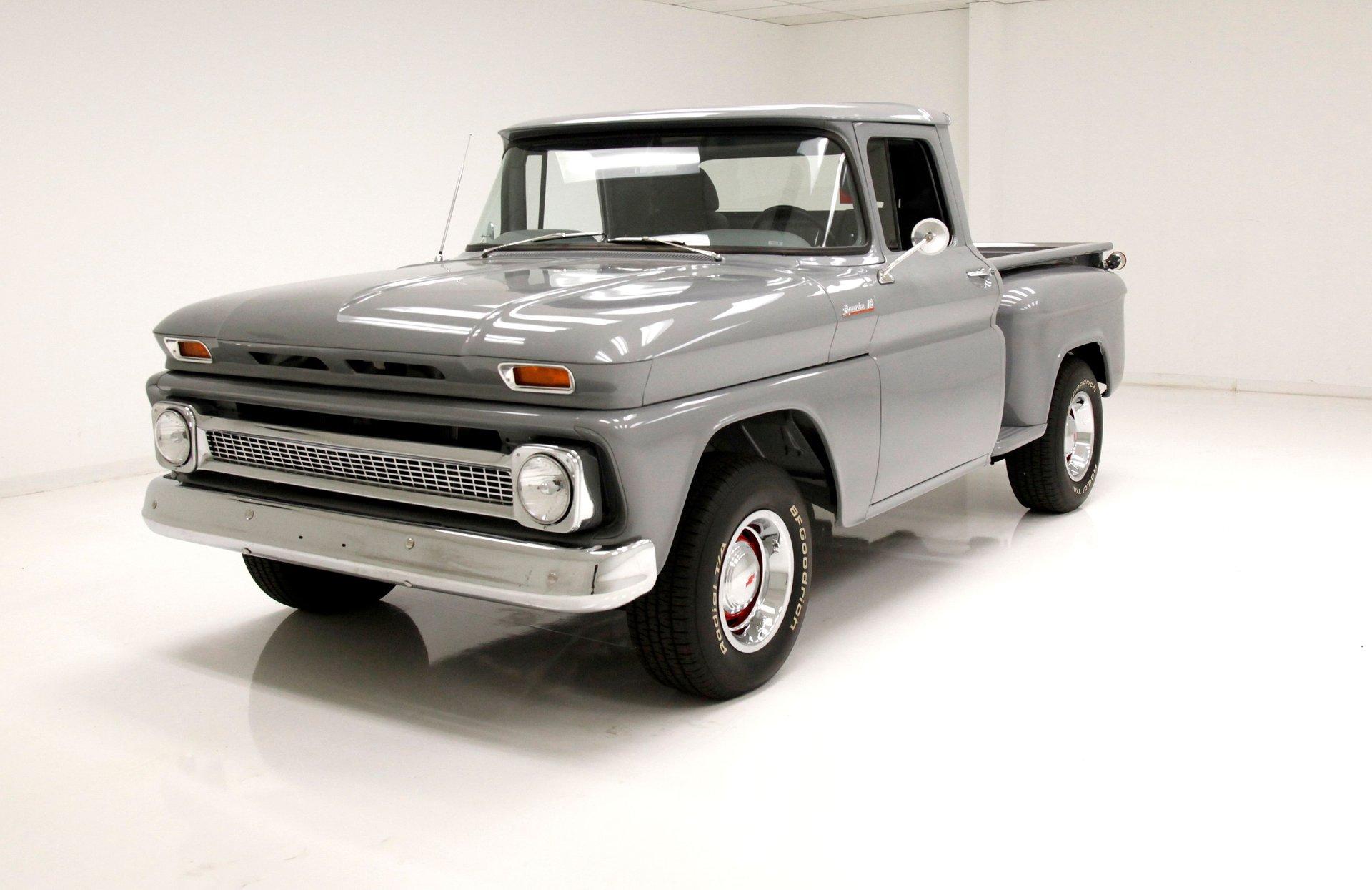1963 Chevrolet Apache 10 Pickup