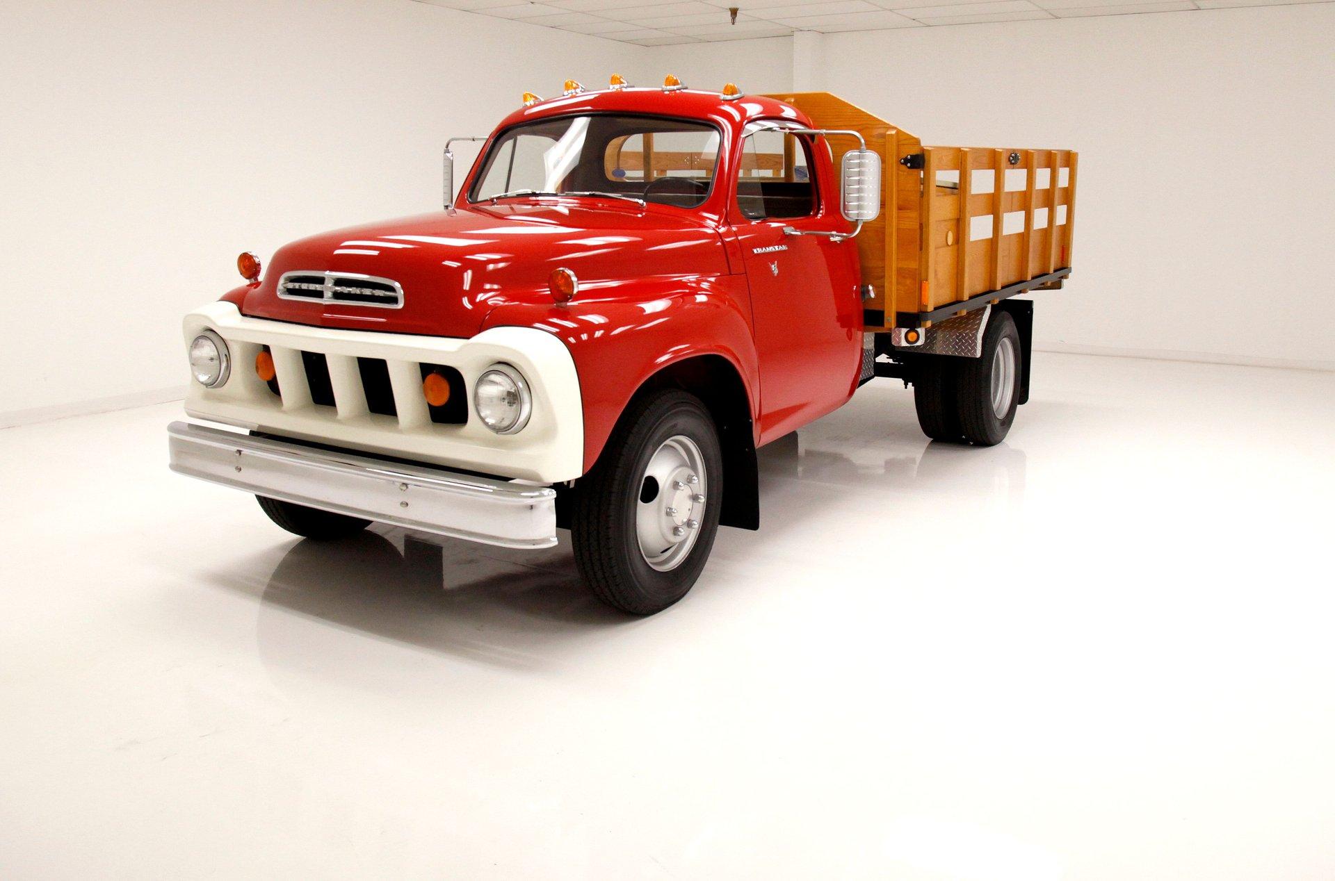1963 Studebaker Transtar