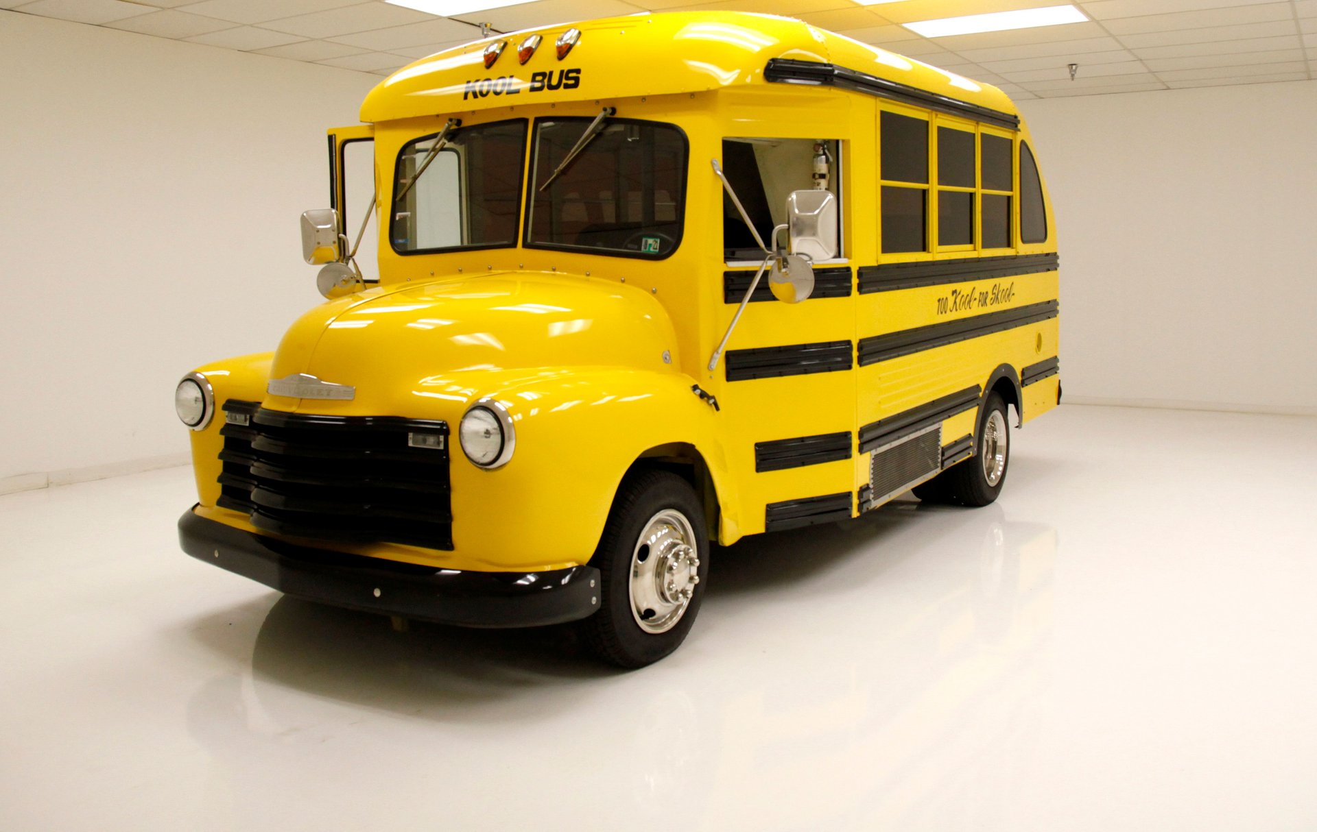 1947 Chevrolet School Bus
