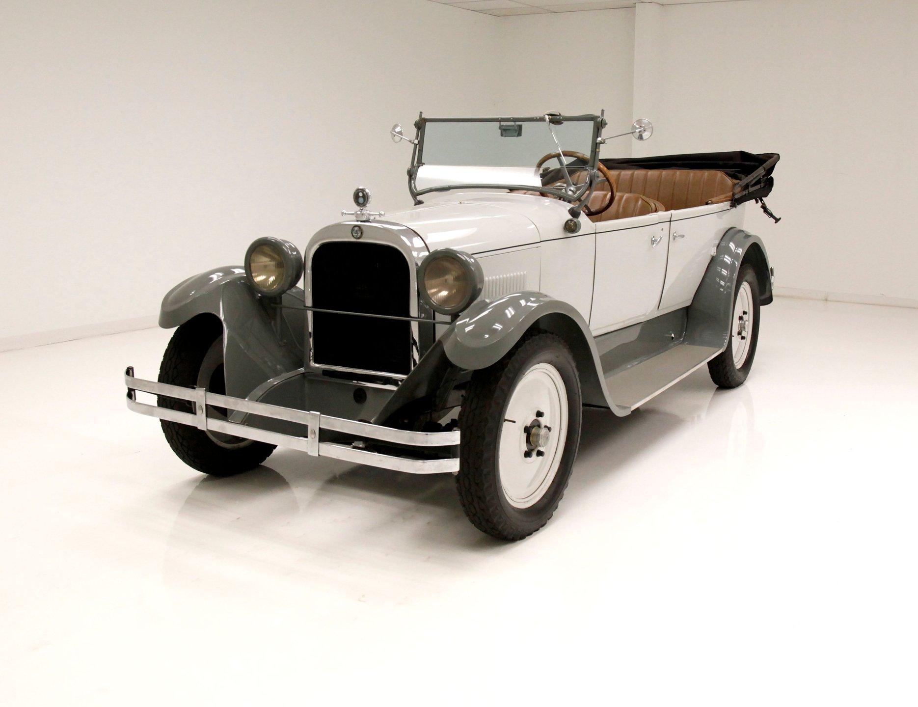 1925 Dodge Brothers Tourer