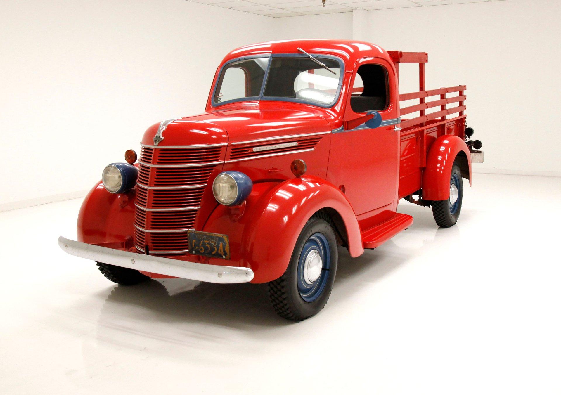 1939 International D2 Pickup