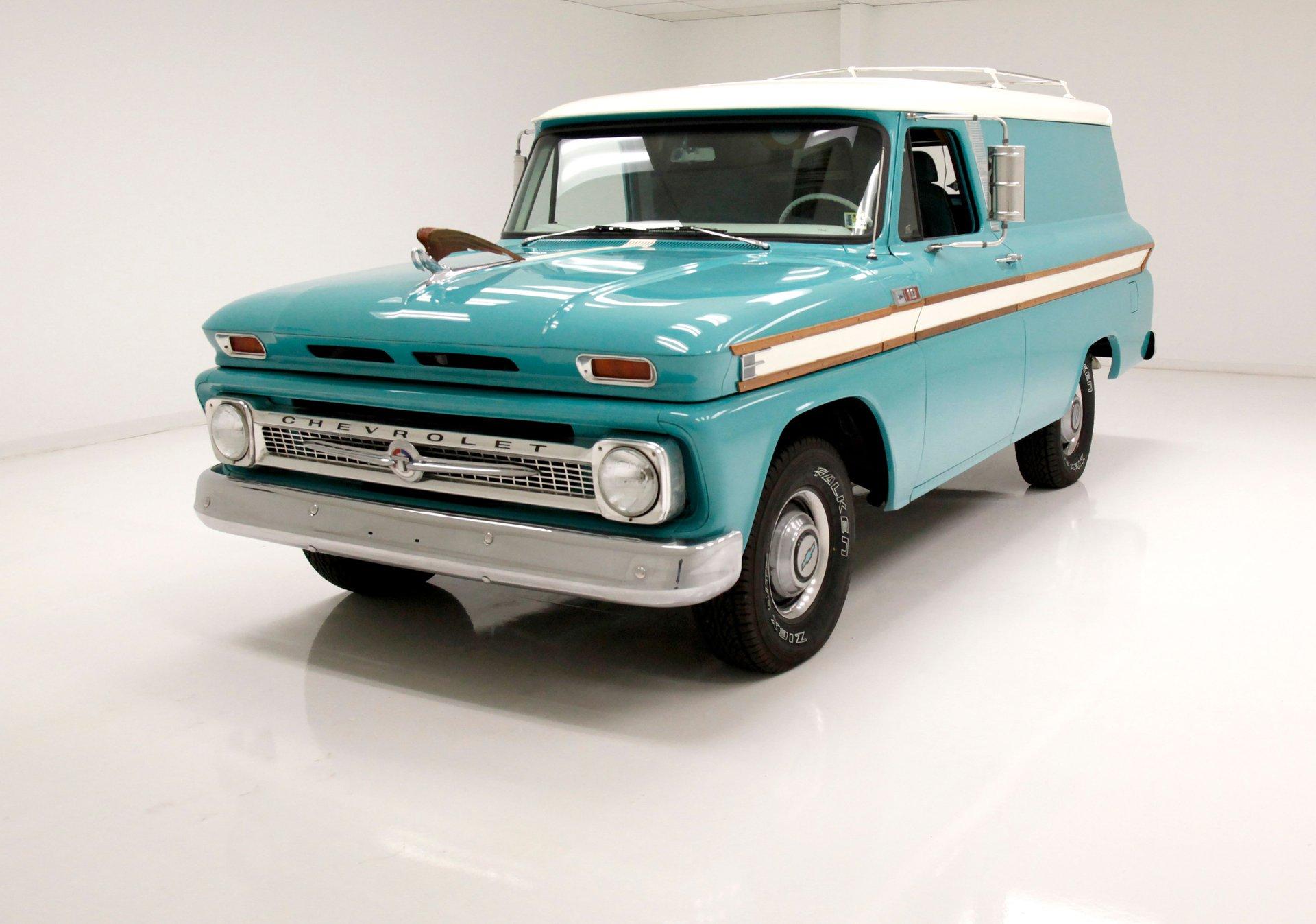 1965 Chevrolet Panel Truck