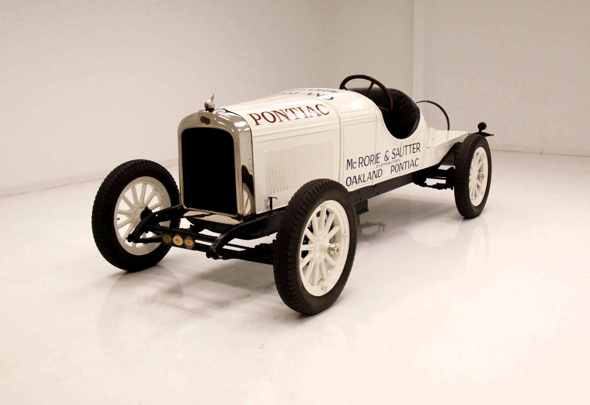 1926 Pontiac Custom Boat Tail Speedster