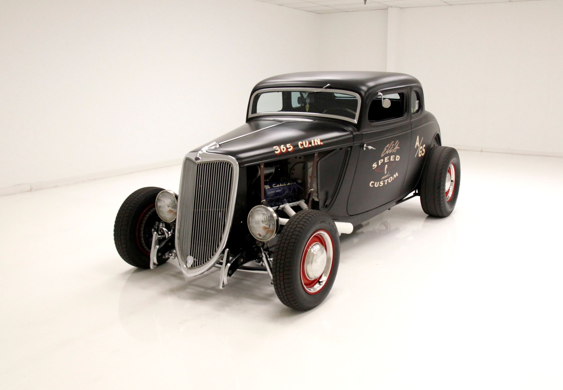 1934 Ford 40 Coupe
