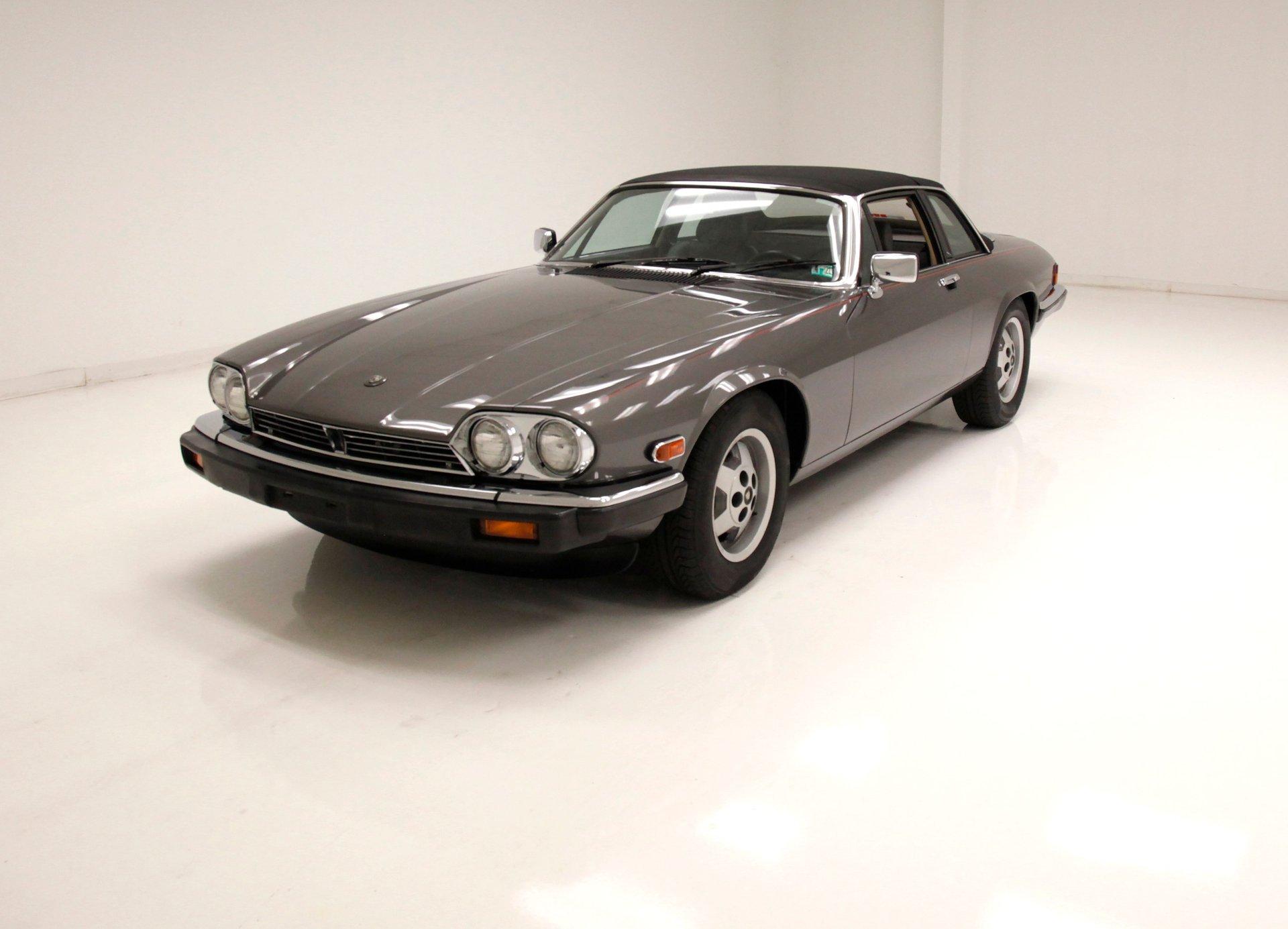 1986 Jaguar XJSC