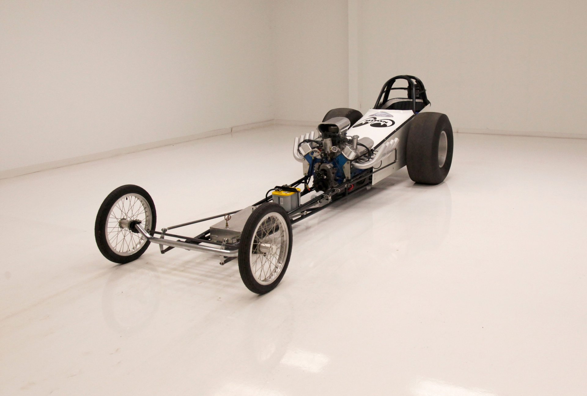 2017 Special Construction Slingshot Dragster