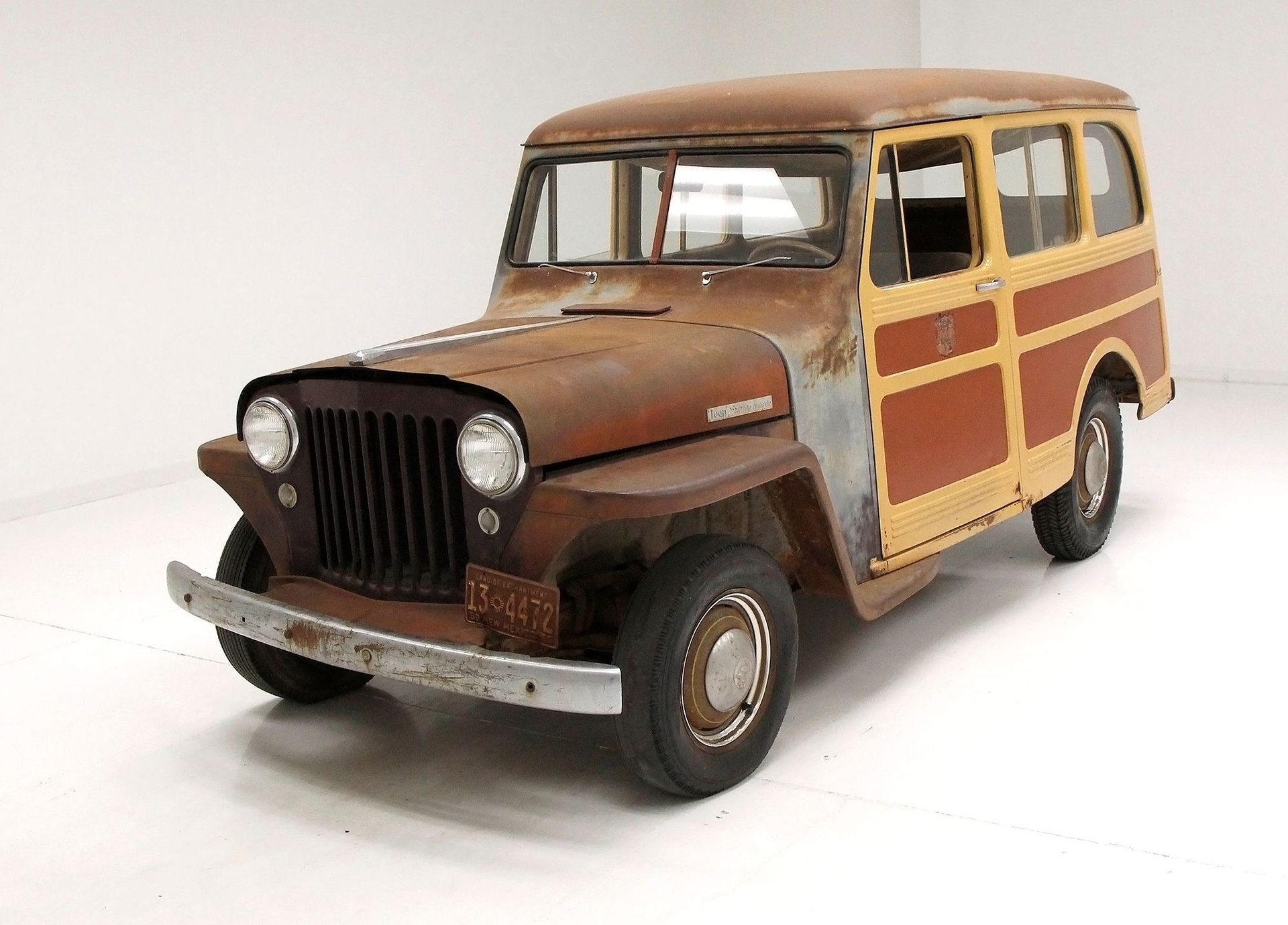 1947 Jeep Wagon