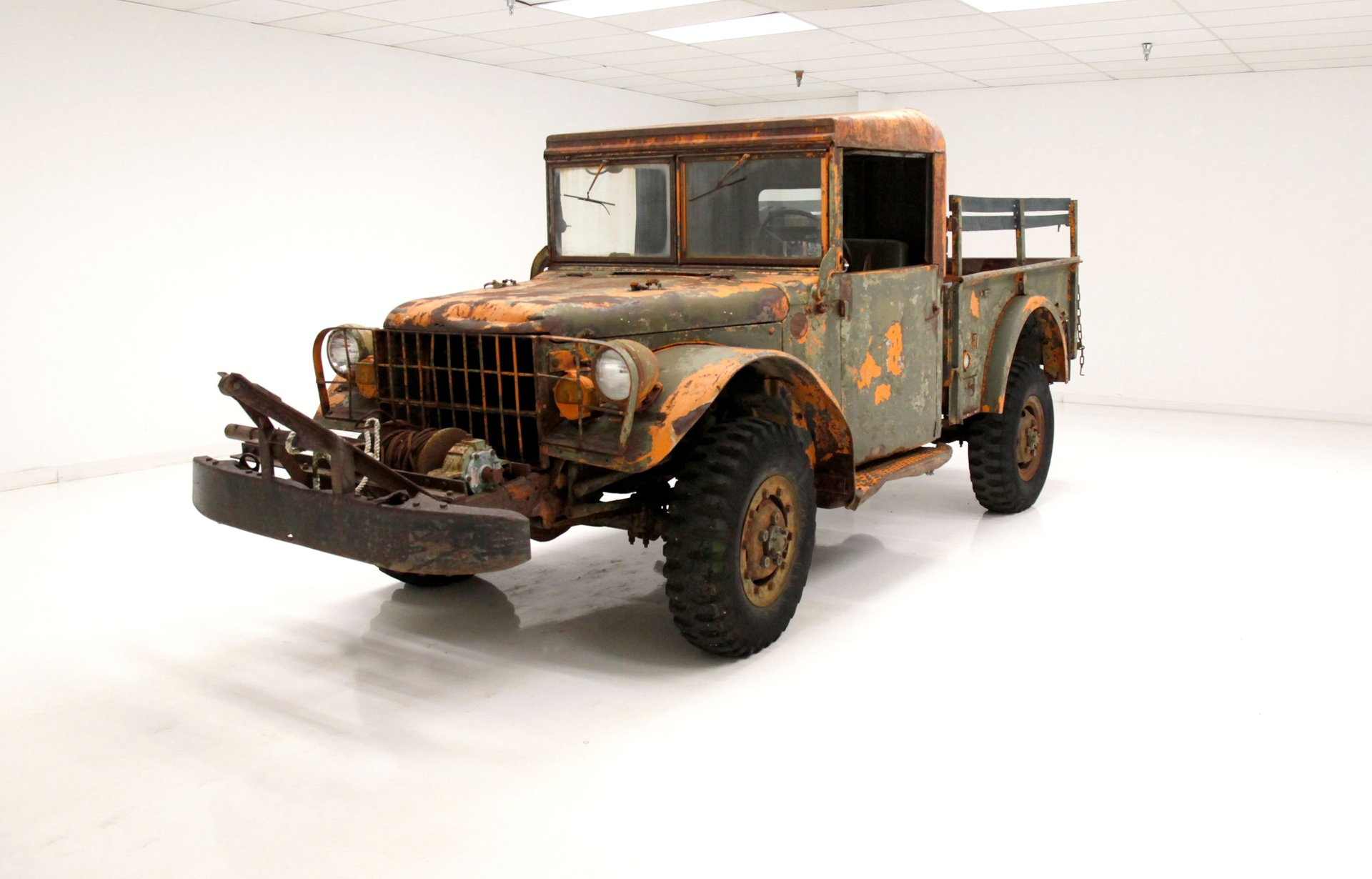 1952 Dodge M-37 Power Wagon
