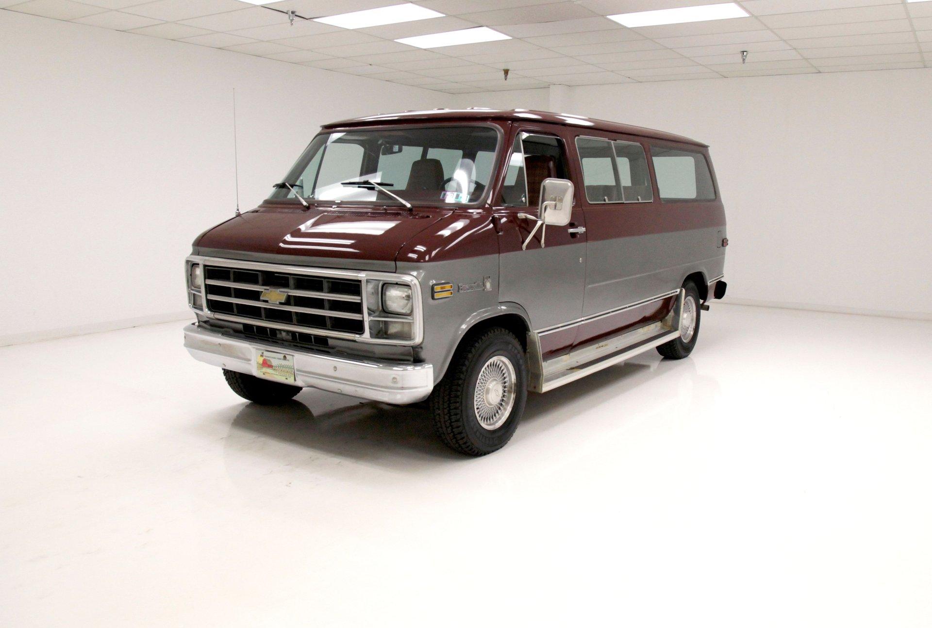 1979 Chevrolet G20