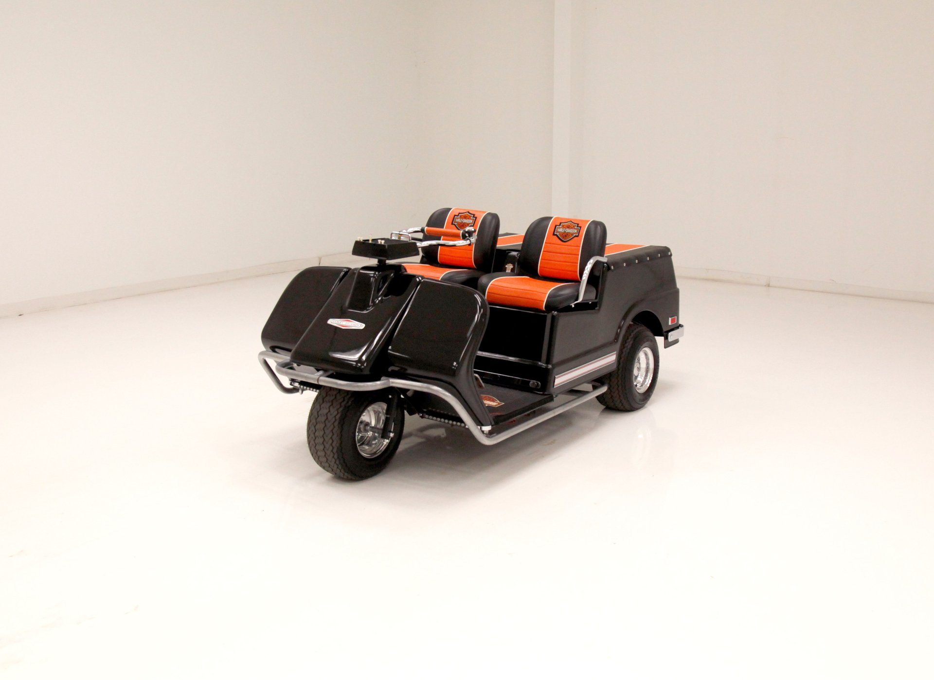 1970 Harley Davidson D3 Golf Car