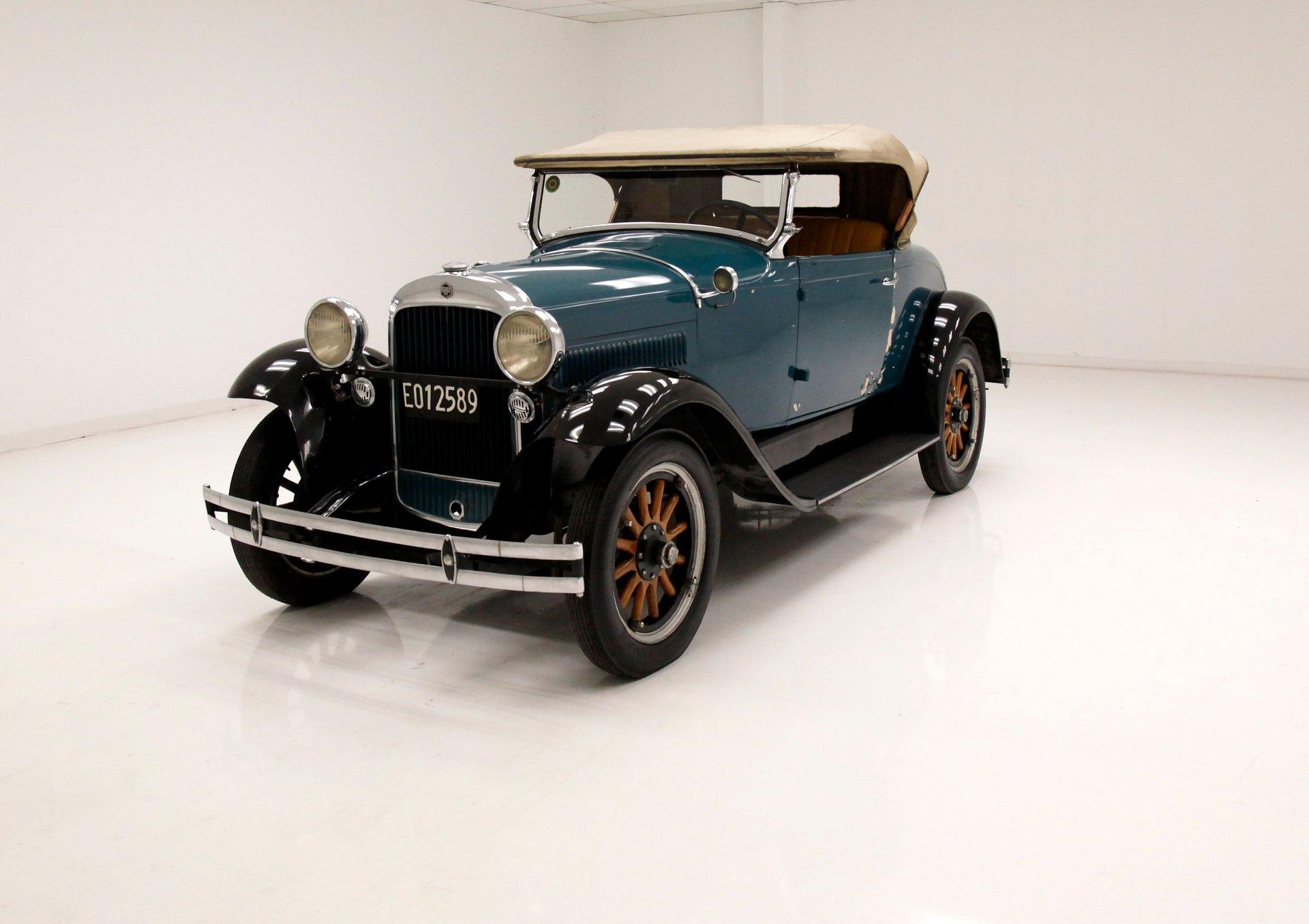 1928 Essex Super Six