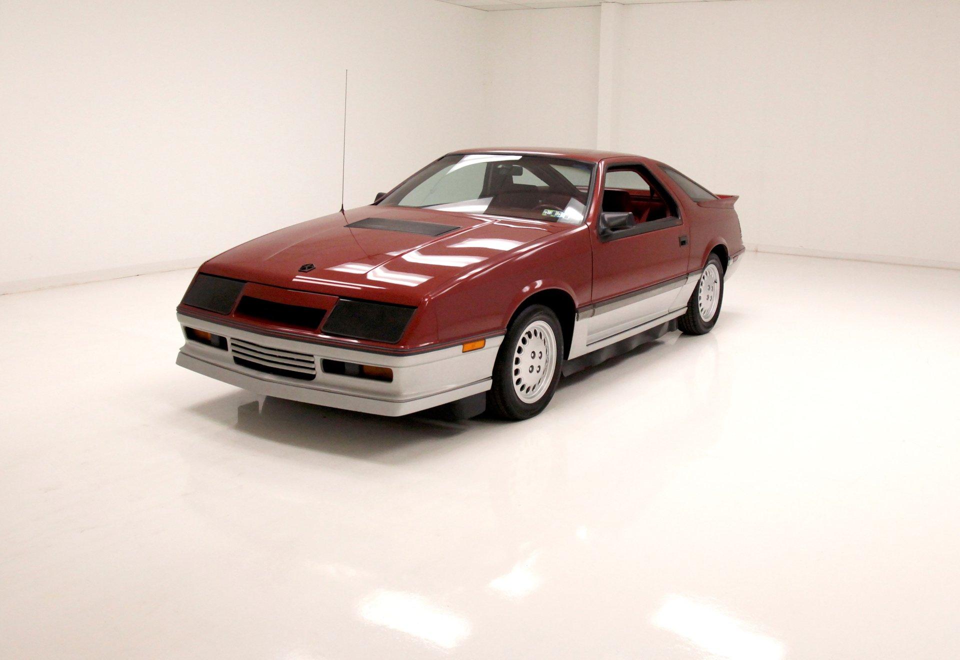 1984 Dodge Daytona