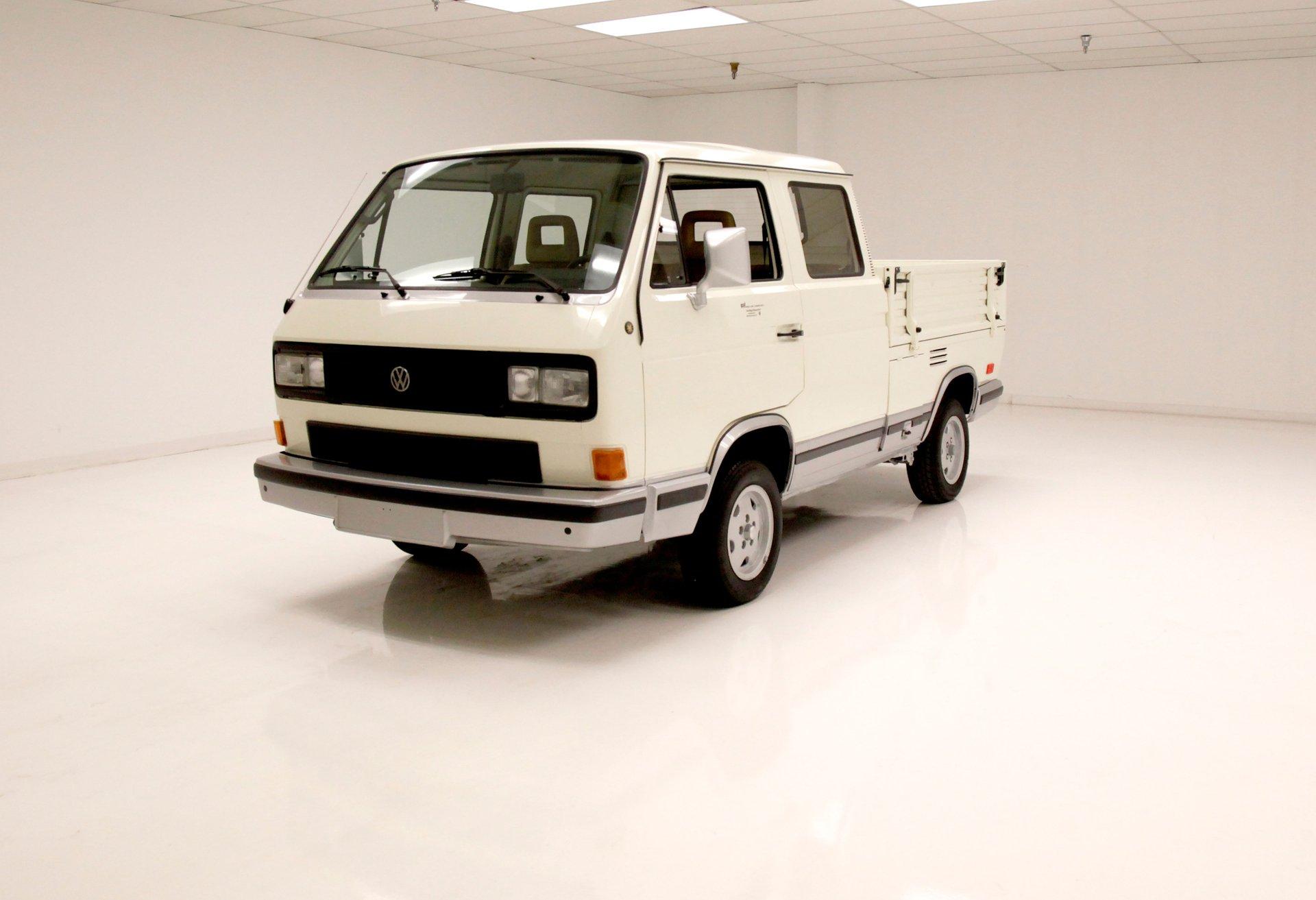 1985 Volkswagen Doka
