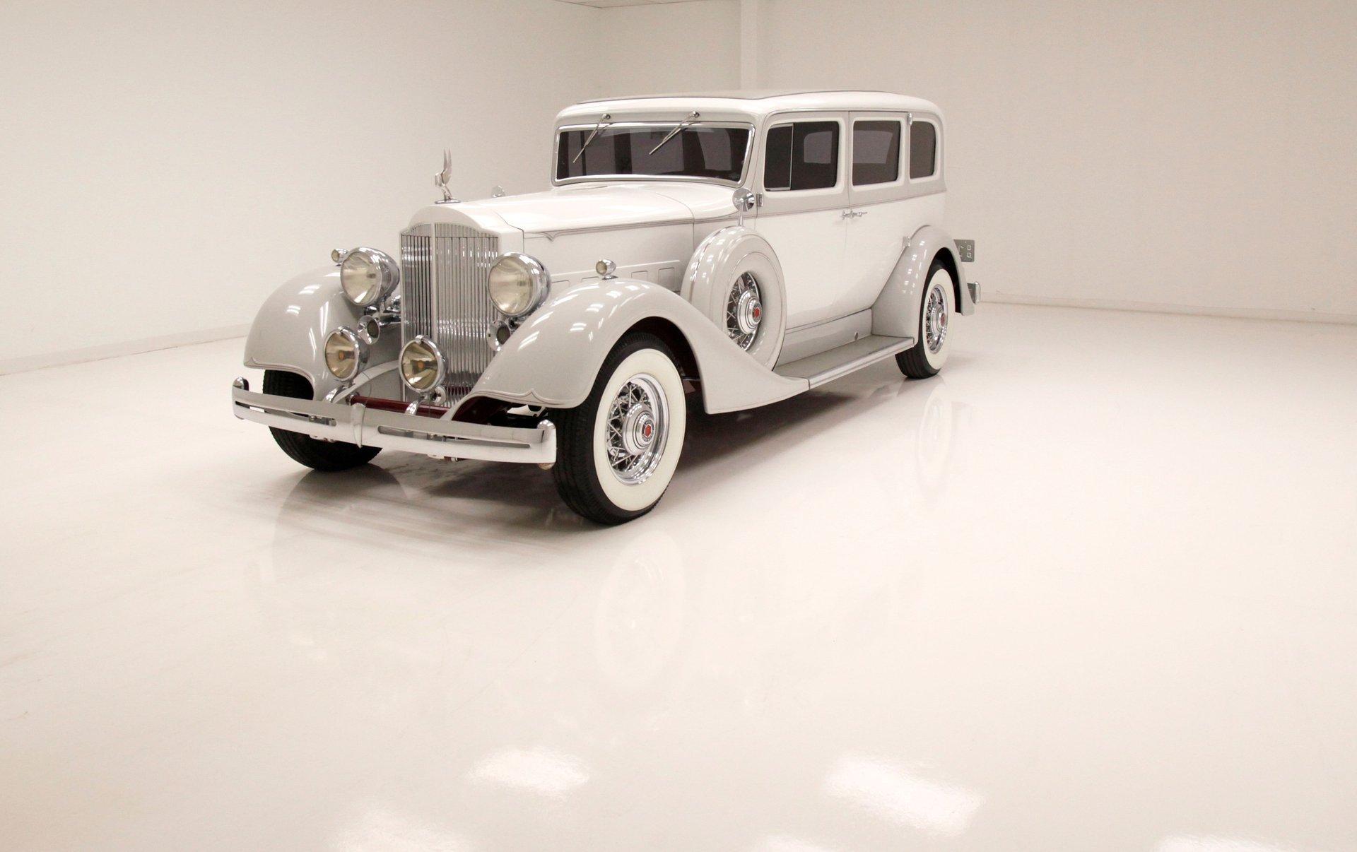 1934 Packard Model 1107