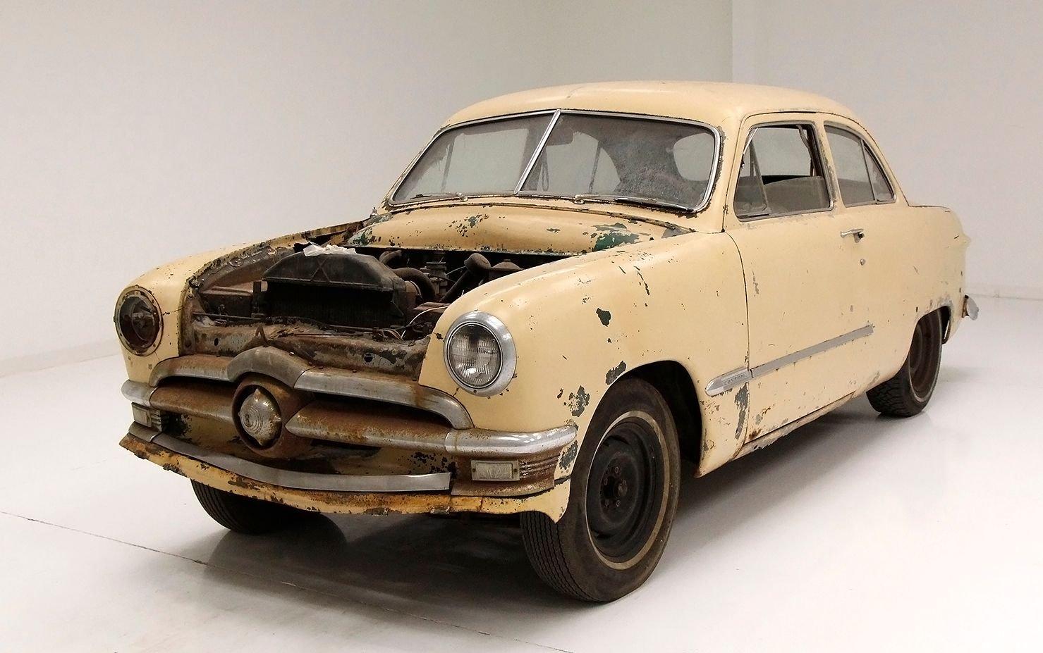 1950 Ford Custom Classic Auto Mall