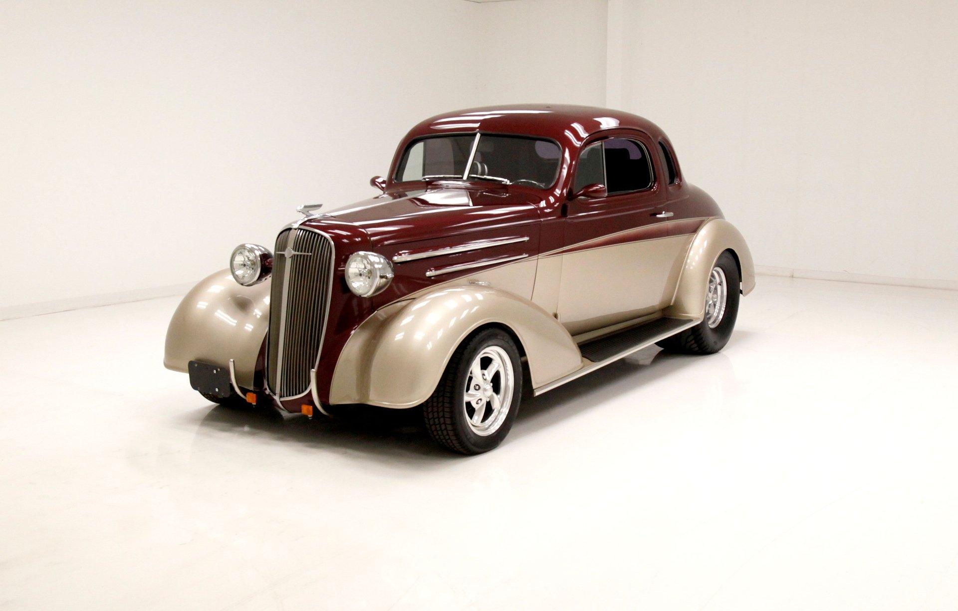1936 Chevrolet 2 Door Coupe