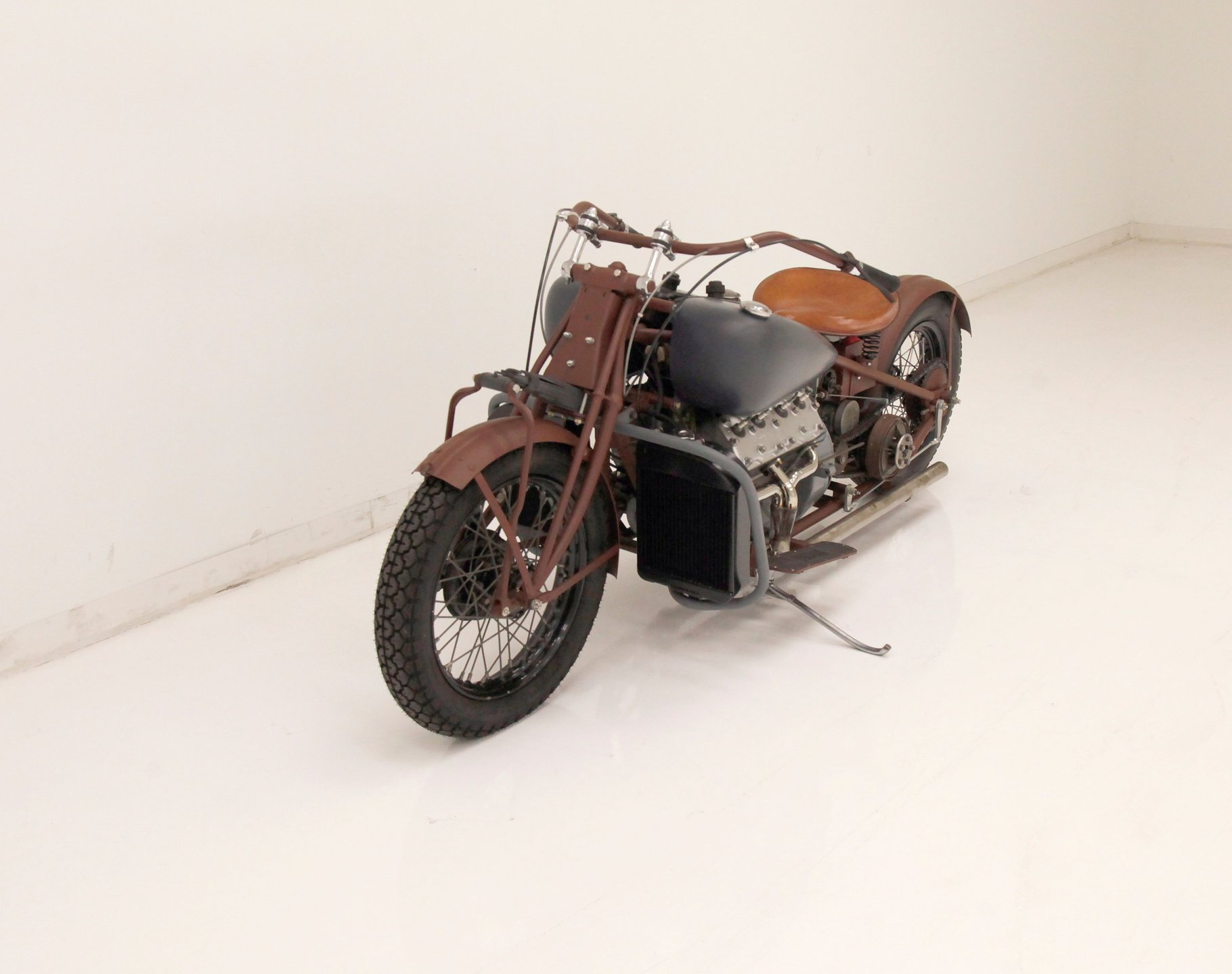 1938 Indian V8-60 Flathead