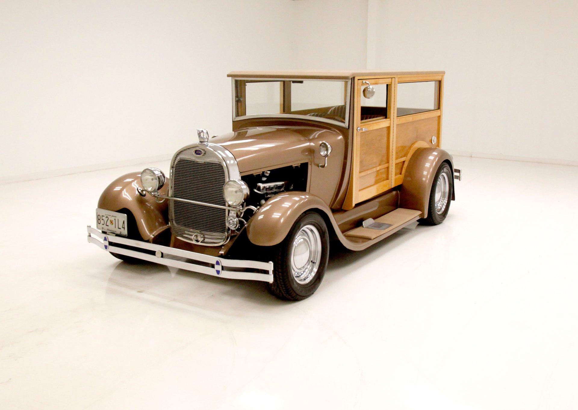 1929 Ford Phantom Woody