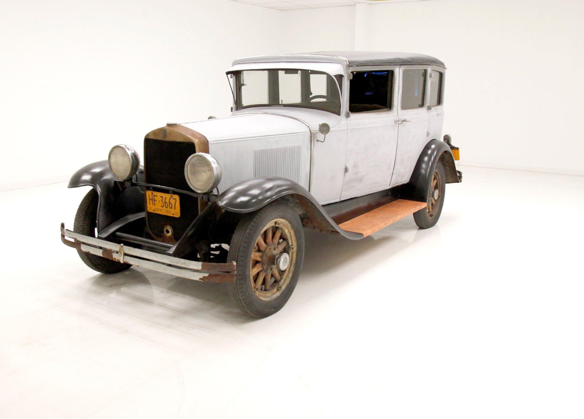 1929 Graham Paige 615 Series Sedan