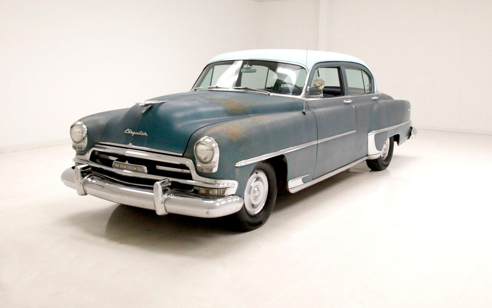 1954 Chrysler Windsor