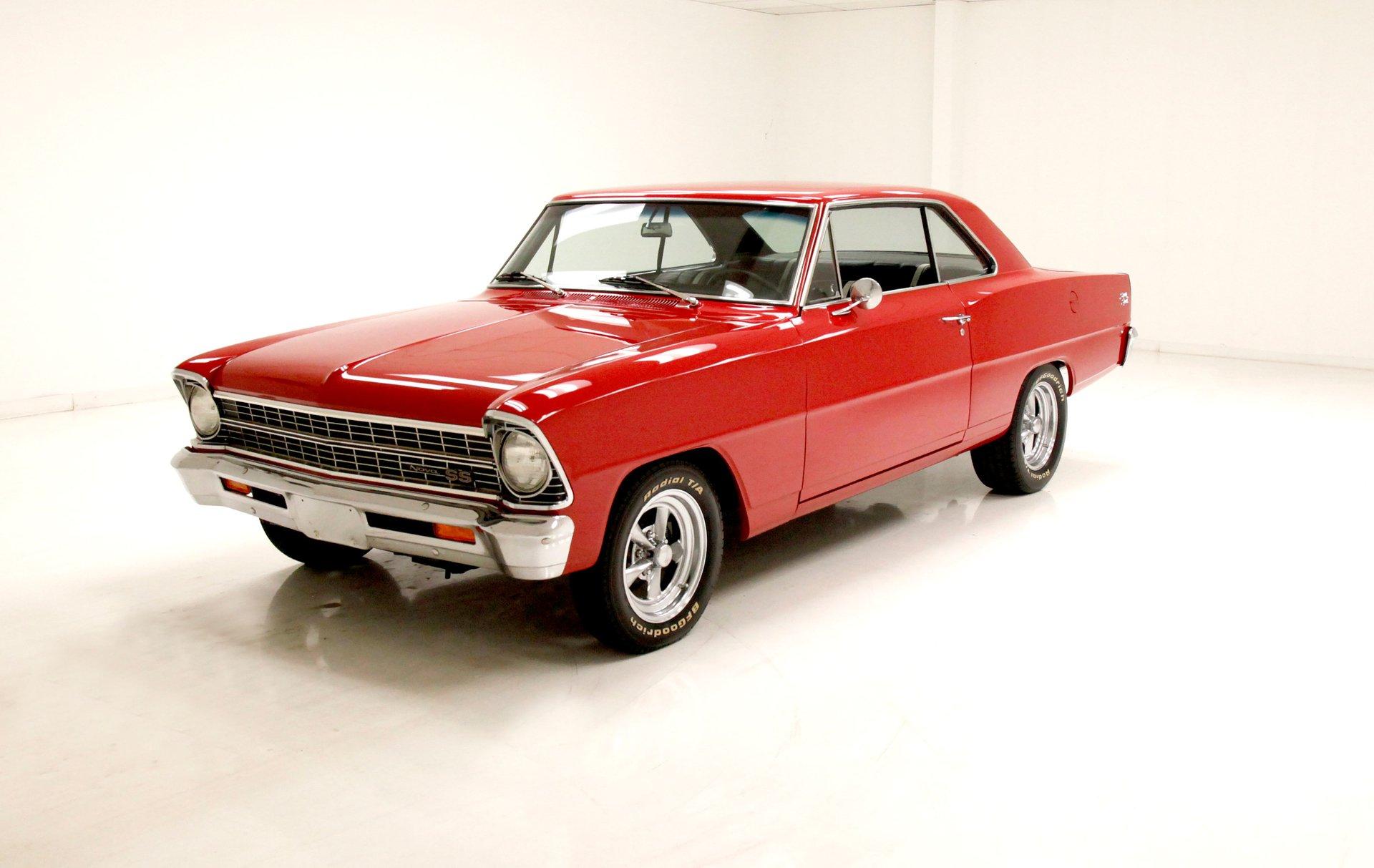 1967 Chevrolet Nova II SS
