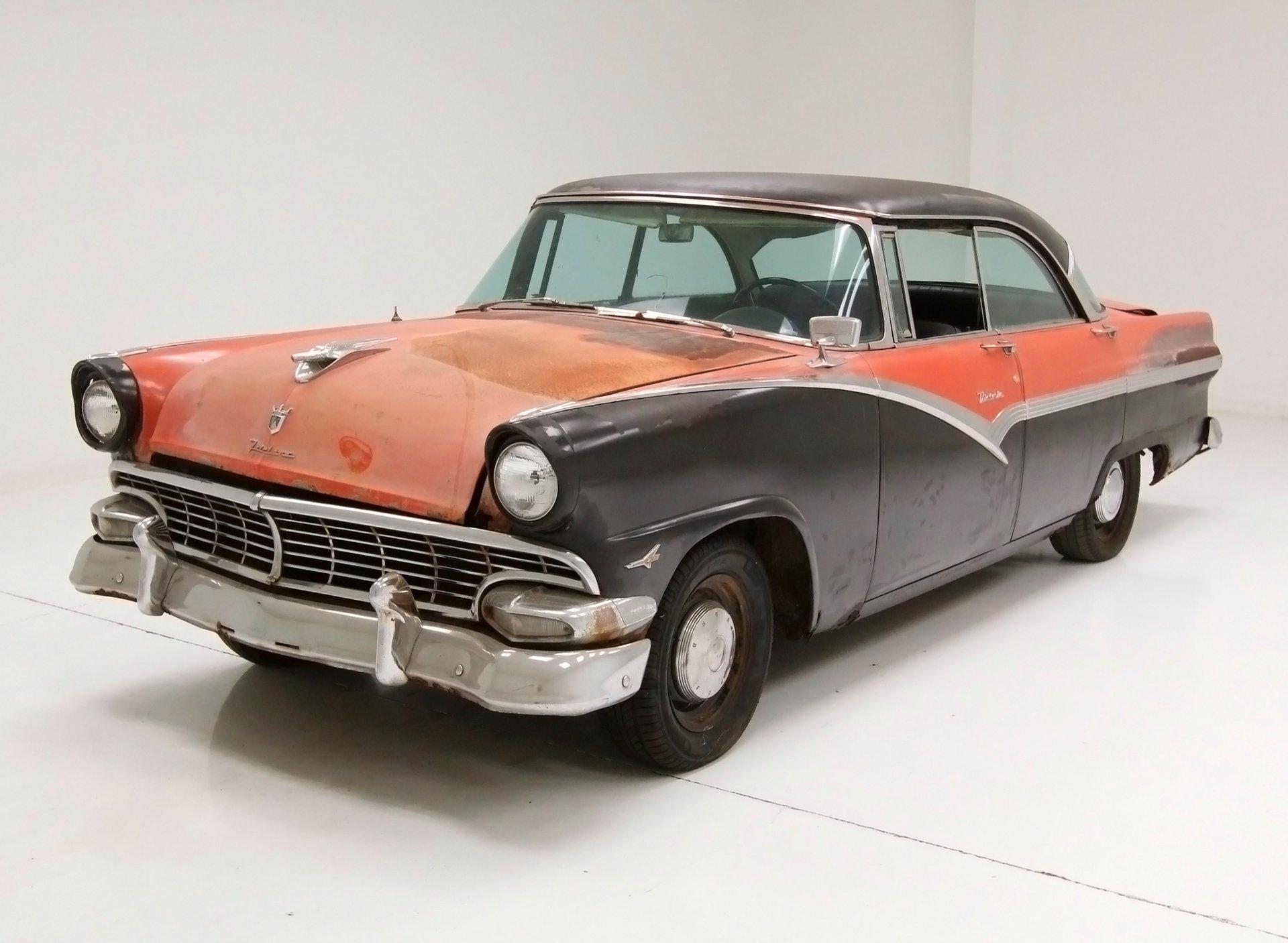 1956 Ford Victoria Hardtop