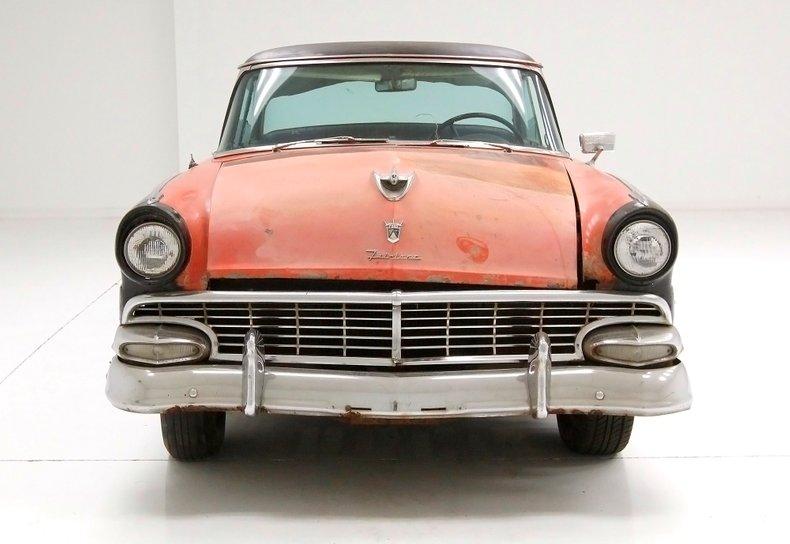 1956 Ford Victoria Hardtop 8