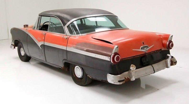 1956 Ford Victoria Hardtop 4