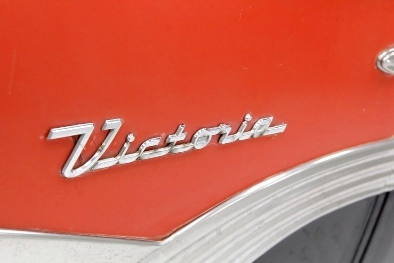 1956 Ford Victoria Hardtop 13